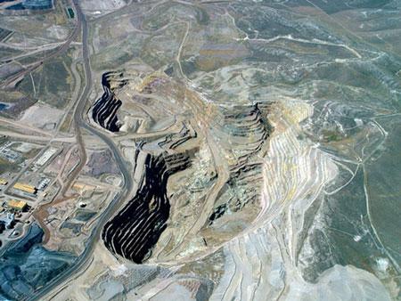 Twin Creeks Mine